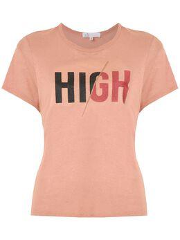 NK футболка Helena с принтом CS020763