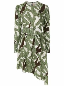 Adriana Degreas короткое платье с принтом VTCT0268V20