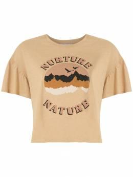 NK Eco Luana printed T-shirt CS020757
