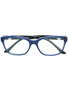 Bvlgari очки в квадратной оправе 4115