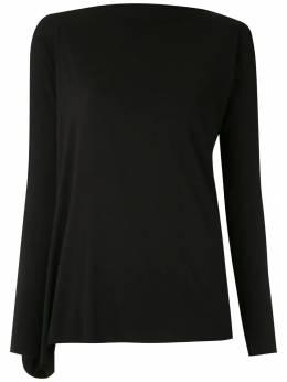 Uma | Raquel Davidowicz блузка Crosby с длинными рукавами TOPCROSBY02SS20