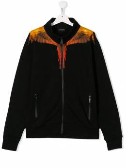 Marcelo Burlon Kids Of Milan спортивная куртка Wings 22020020
