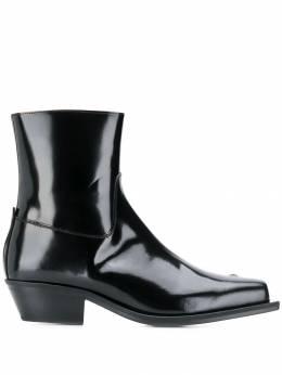Misbhv лакированные ботинки 119BM123