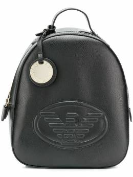 Emporio Armani embossed logo backpack Y3L024YH18A