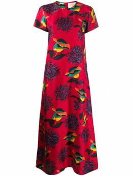 La Doublej платье Swing DRE0001SIL001PAR0001