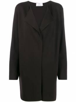 Allude пальто-кардиган оверсайз 19564001