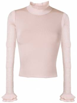 Andrea Bogosian трикотажная блузка Penelope 008221