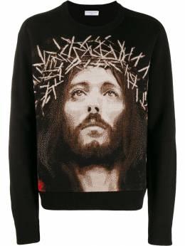 Ih Nom Uh Nit свитер Jesus NMW19218