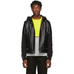 Undercover Black A Clockwork Orange Nozh Bog Jacket UCX4209