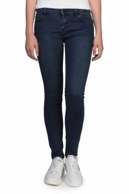 Синие зауженные джинсы Armani Jeans 1742149108