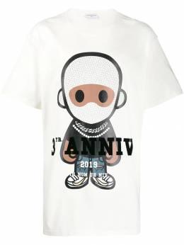 Ih Nom Uh Nit футболка с графичным принтом и логотипом NUW19252