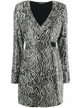 Andamane платье с запахом и пайетками BONNIEL91A577