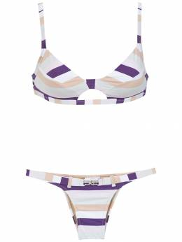 Amir Slama striped bikini 10774