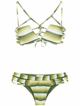 Amir Slama striped bikini 10712