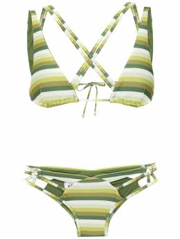 Amir Slama striped bikini 10710