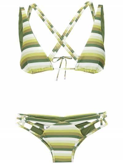 Amir Slama striped bikini 10710 - 1