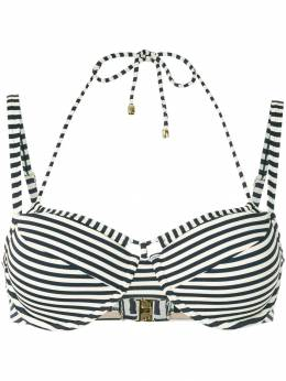 Marlies Dekkers Holi Vintage striped double-strap bikini top 181901