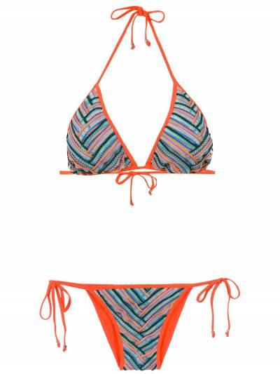 Amir Slama printed bikini 10783 - 1