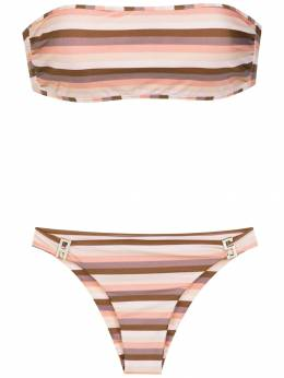 Amir Slama striped bikini set 10808
