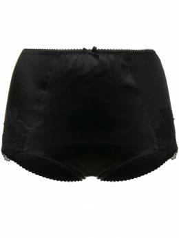 Dolce&Gabbana трусы-шорты с завышенной талией O2A09TFUAD8