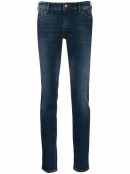 Emporio Armani джинсы скинни с логотипом 6G2J232D6YZ