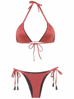 Brigitte triangle top bikini set B1C0