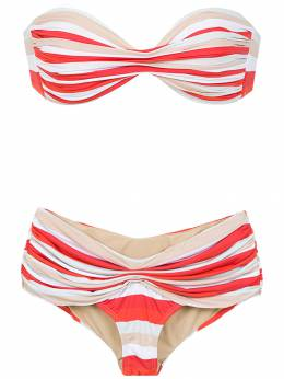 Amir Slama striped bikini 10776