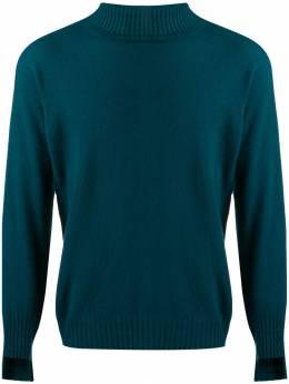 Maison Flaneur свитер с высоким воротником 19WMUSW200FY048