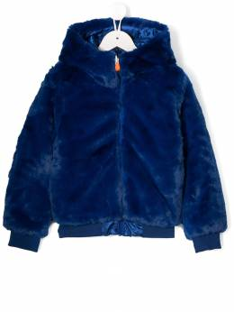 Save The Duck Kids двусторонняя куртка с капюшоном J3694G