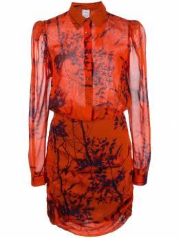 Sara Roka платье Thalie с принтом THALIE31