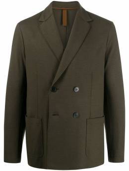 Harris Wharf London двубортный пиджак C6G41MYM