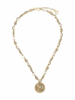 Goossens колье с медальоном GOP19PE001