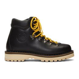 Diemme Black Roccio Vet Boots DI1609RV07