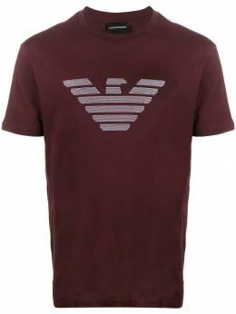 Emporio Armani футболка с логотипом 6G1TC01J00Z