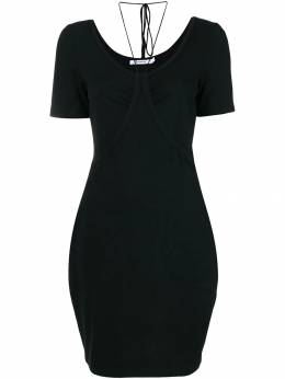 T By Alexander Wang short sleeve dress 4C286009E3