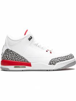Nike Kids кроссовки Air Jordan 3 Retro 398614116