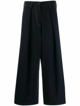 Alberto Biani брюки широкого кроя CC898AC0030