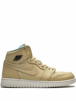 Nike Kids кроссовки Air Jordan 1 Retro Hi 743957207