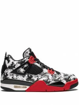 Nike Kids кроссовки Air Jordan 4 Retro SNGL Day BV7451006
