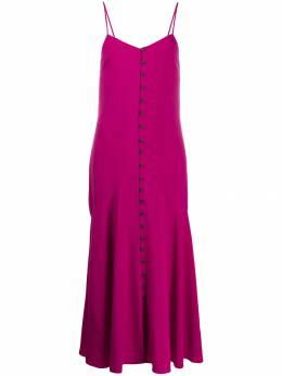 Mara Hoffman расклешенное платье без рукавов W907203680