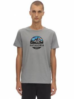 "Футболка ""roy Scope"" Из Органического Хлопка Patagonia 70I0LL004-RkVB0"