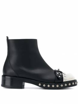 Alexander McQueen biker boots 534159WHPP0