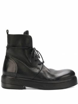 Marsell ботинки на массивной подошве MW51916766