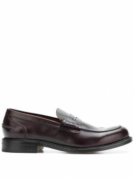Berwick Shoes penny loafers 4821H0236