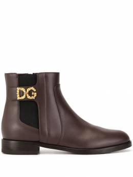Dolce&Gabbana ботинки DG Amore CT0596A3444