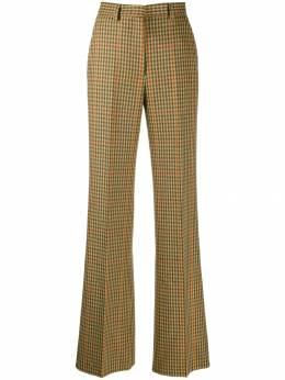 Etro брюки в ломаную клетку 176600692