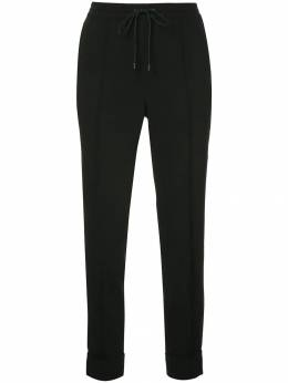 Kenzo брюки прямого кроя F962PA1675AM