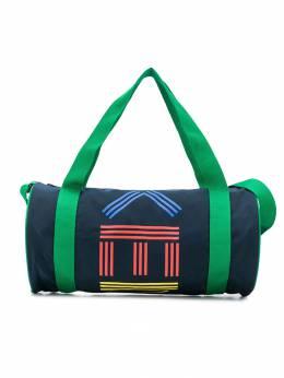 Kenzo Kids - сумка в стиле колор-блок с логотипом 55986595308369000000
