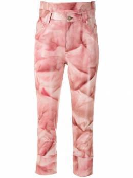 Andrea Bogosian укороченные брюки 003707
