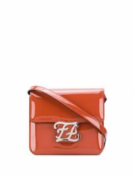 Fendi сумка на плечо Karligraphy 8BT317A5AU